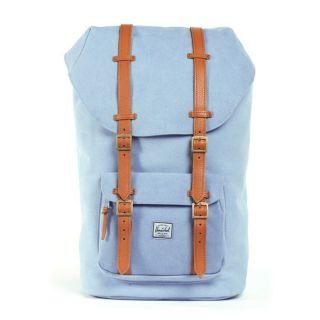 Herschel Supply Co Little America Backpack Steel Blue 20 oz Canvas