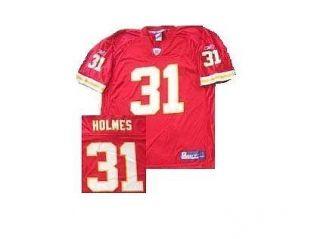 Priest Holmes Kansas City Chiefs Football Jersey 2XL
