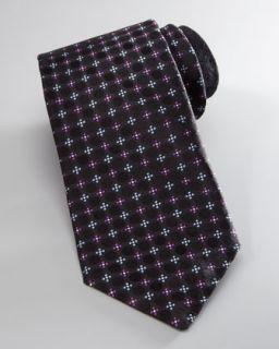 Black Silk Ties