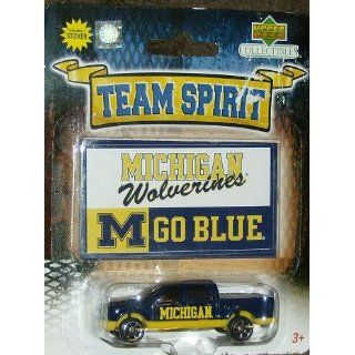 Michigan Wolverines 1/87 Scale Ford F 150 Pickup Truck