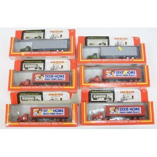 Lot of 6 Collectible Winn Dixie 1:64 Scale Ford F 7