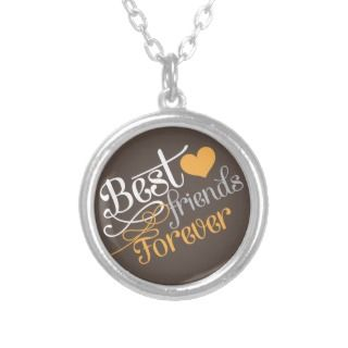 BFF   Fashion Bes Friends Forever Necklaces