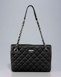 kate spade new york leighton quilted leather bag