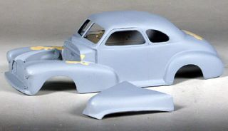John Heyer 1946 1948 Chevy Coupe Resin Body