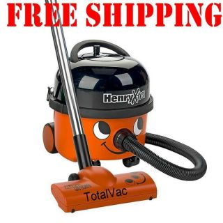 Numatic Henry Xtra HEPA Canister Vacuum Cleaner