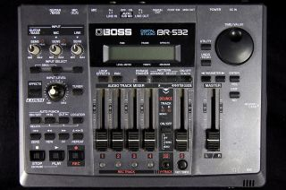 Boss BR 532 Digital Recording Studio 4 Track GRLC1039