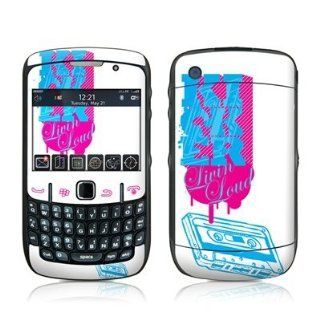KICKER Cassy Design Skin Decal Sticker for Blackberry
