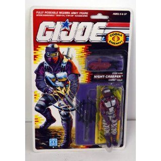 G.I. Joe Night Creeper Cobra Ninja Toys & Games