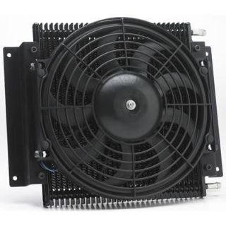 Hayden Transmission fluid Cooler and Fan The Dawg 526 RV Tow Towing HD