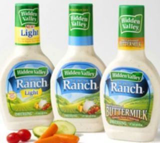 20 Hidden Valley or KC Masterpiece BBQ Ranch Sauce $6OFF Coupons $120