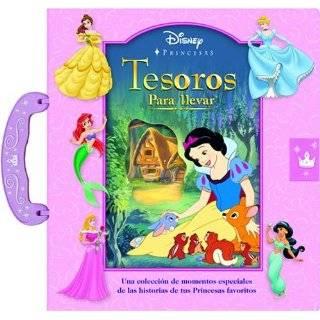 Tesoros para Llevar Disney Princesas (Disney Princess CarryAlong