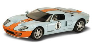 Scalextric Ford GT Heritage Edition 6 1 32 Scale Slot Car C3324
