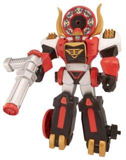 Power Rangers Deluxe Megazord Samurai Gigazord Toys