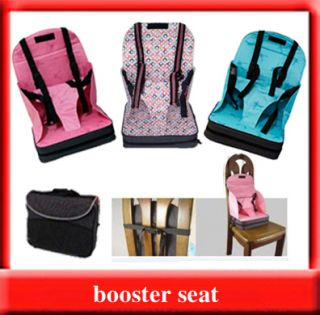 Baby Booster Seat Travel High Chair New Improved Model