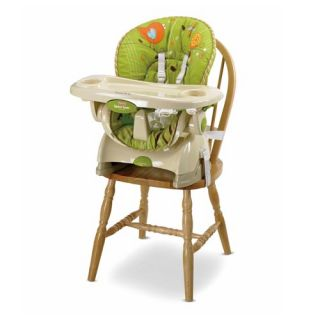 New Fisher Price Space Saver Feeding High Chair Booster