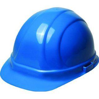 ERB 19956 Omega II Cap Style Hard Hat with Mega Ratchet, Blue