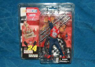 McFarlane Jeff Gordon NASCAR Series 1 Action Figure