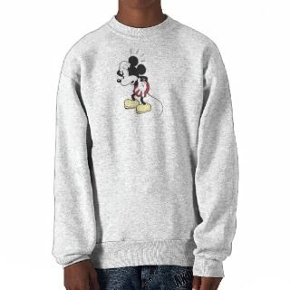Mickey & Friends Mickey sweating Pull Over Sweatshirt