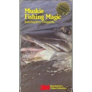 Muskie Fishing Magic Jerry Chiappetta Movies & TV