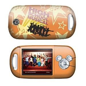 NEW Disney Mix Max High School Musical Personal Media Player