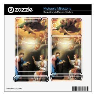 Annunciation by Anton Raphael Mengs Motorola Milestone Decals