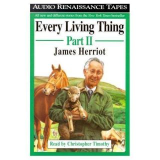 Every Living Thing Part II James Herriot New Audiobook