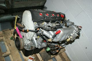 1991 Honda Civic Engine