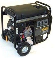 Powermate 8000 Watt 15HP Kohler ES Generator PM0418000