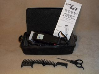 Complete set of Oster Clippers / Horse Tack / Horse Grooming Supplies