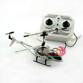 5CH RC Helicopter Metal Frame Gyro Indoor Mini Radio Control Heli