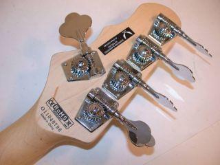 Dean Hillsboro 5 String Bass w 1 Active Pickup Black