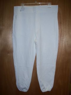 New Russell Athletic Baseball Pants Avail in Many Sizes