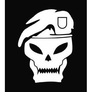 Call of Duty Black Ops 2 Skull Video Game Vinyl Die Cut