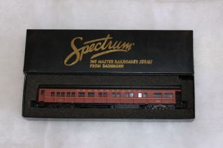 HO SPECTRUM HEAVYWEIGHT PASSENGER PULLMAN CAR PRR OBSERVATION PRE WAR