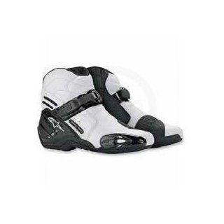 Alpinestars Mens S MX 2 Motorcycle Boots Black 9.5 2224181044