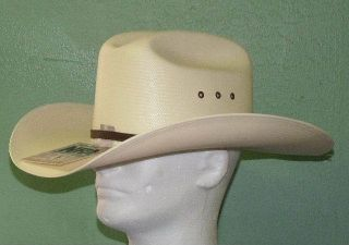 Resistol NRA Hickory Ridge Shantung Cowboy Western Hat