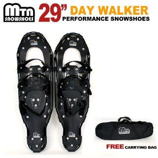 New 2013 MTN Snowshoes Man Woman Kid Youth 29 BLACK