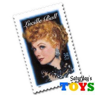 Lucille Ball I LOVE LUCY AE Hamilton CHECK 768 Mr Hickox Little Ricky