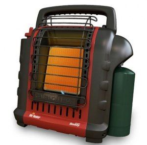 Mr. Heater 4000   9000 BTU Portable Propane Heater   MH9BX WW