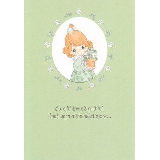 St Patricks Day Card Precious Moments Sure N Theres