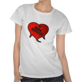 Love Haters T shirts, Shirts and Custom I Love Haters Clothing