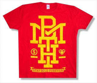 Bring Me The Horizon Stay Gold Red T Shirt New Adult Medium M