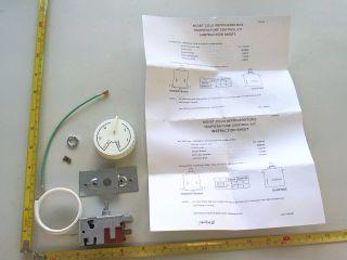 1409938 Fridge Refrigeration Thermostat Temperature Control Danfoss