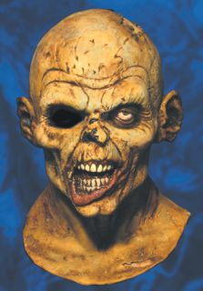 Gates of Hell Zombie Halloween Mask Scary Evil Disturbed Deluxe High
