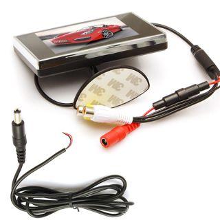 inch TFT LCD Car Rear View Backup Reverse Camera Monitor US