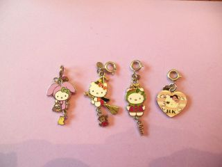 High Intencity Charm It Hello Kitty Candy Castle Cowboy Boot Beetle