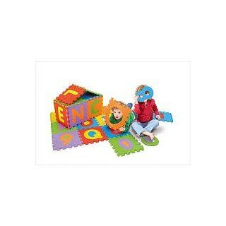 Imaginarium Alphabet & Numbers Foam Puzzle Mat   36 Piece