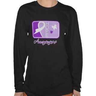 Lupus Hope Awareness Tile Shirt