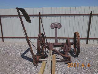 John Deere Mower Horse Drawn Mower Antique Mower