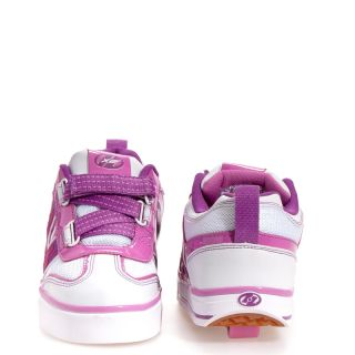 Heelys Blossom Leather Casual Boy Girls Kids Shoes